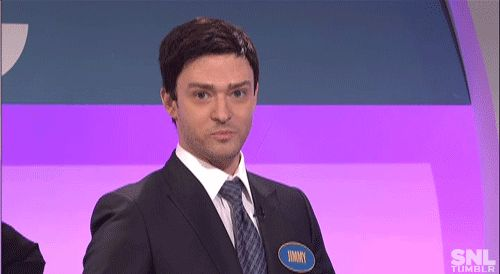 "... and he acknowledged that Justin Timberlake is very sexy. | The 16 Best Moments From Last Night's ""Saturday Night Live"" With Justin Timberlake And Jimmy Fallon"