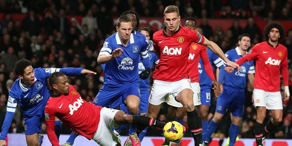 Prediksi Bola - Everton vs Manchester United