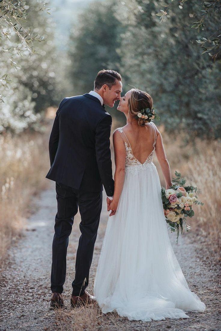 Rustikale Hochzeit in der Toskana: Anna-Karin + Olof