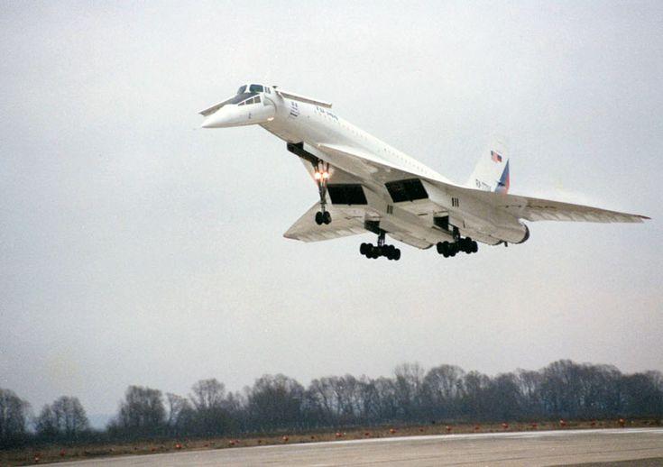 IHO - Repülés - Az utolsó Tu-144 utolsó repülései