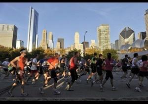 Chicago Marathon - In Photos: 10 First Marathons - Forbes  Lisa ~ 2005