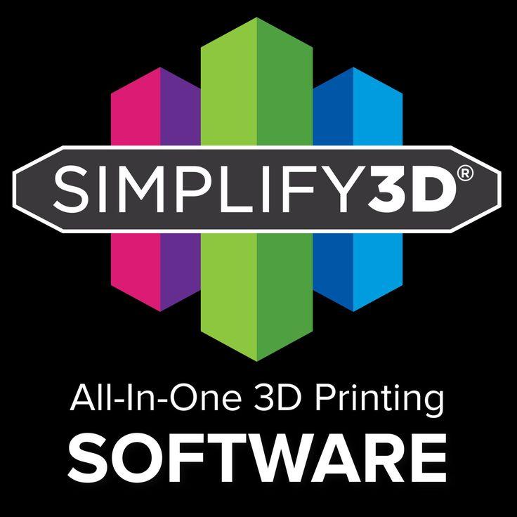 SIMPLIFY3D® 3D Printing Software