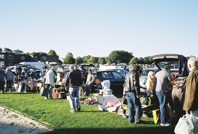 Bridgemary Car Boot Sale