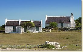 Cape Agulhas, Struisbaai  Overberg Coast, South Africa. BelAfrique your personal travel planner - www.BelAfrique.com