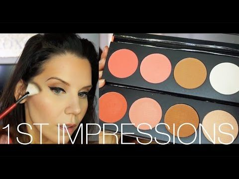 NEW DRUGSTORE   L.A. Girl Cosmetics   First Impressions - YouTube