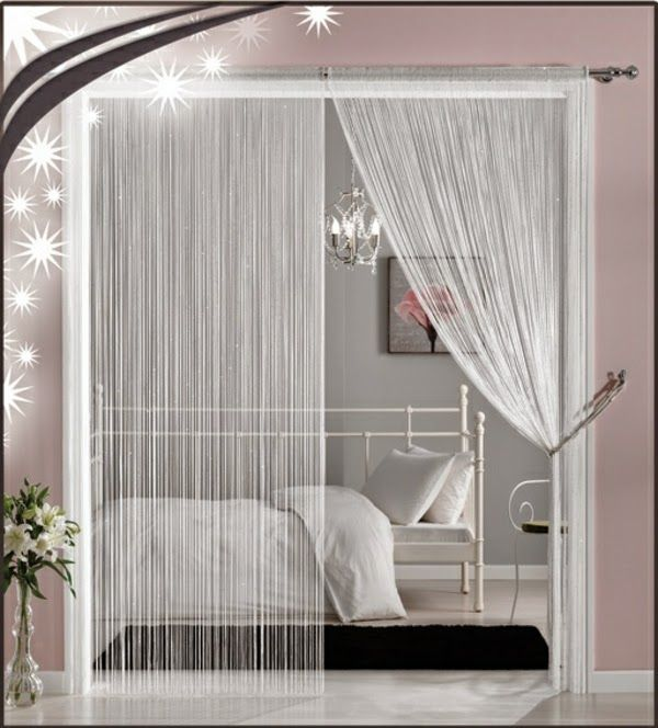 The 25+ Best Room Divider Curtain Ideas On Pinterest | Dressing, Curtain  Divider And Wire Curtain Rod