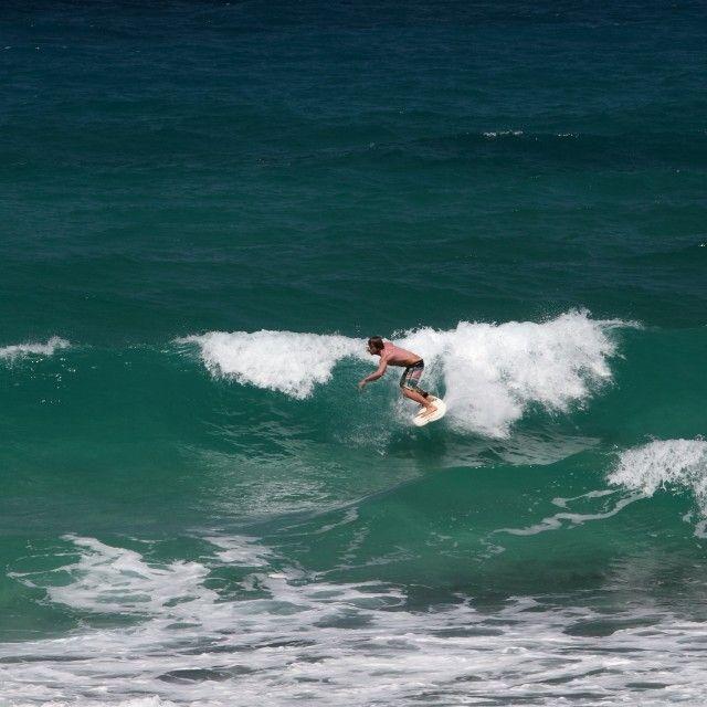 Greece Is Ikaria,,,Surfing at Mesakti beach