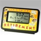Retirement Countdown Clock:)