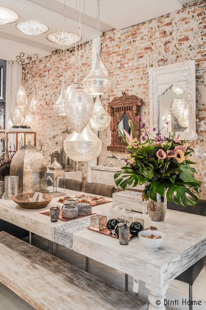Binti Home Blog: New Zenza conceptstore in Amsterdam