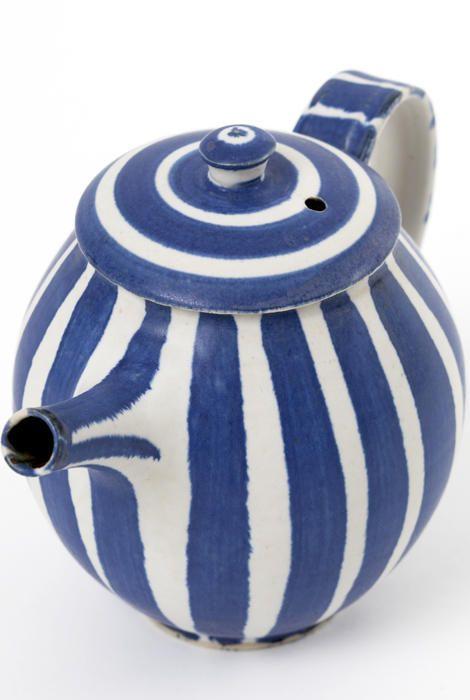 Teapot by Sue Binns