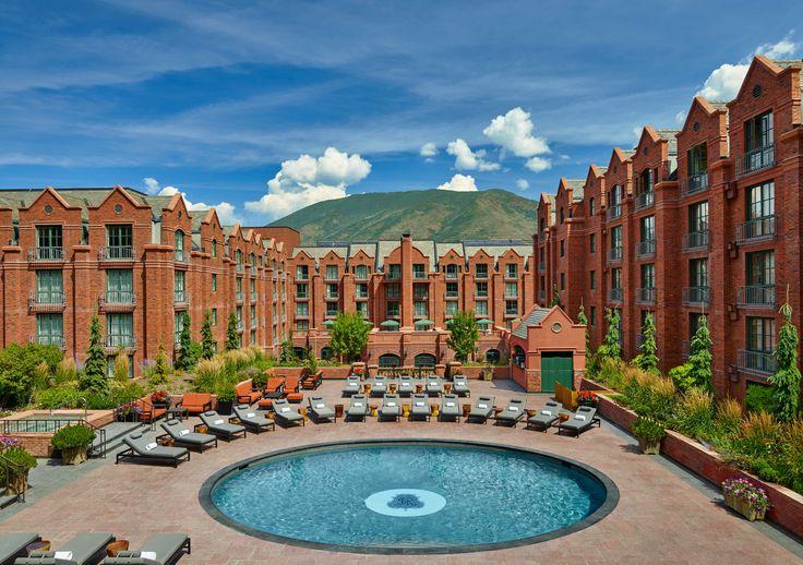The St. Regis Aspen Resort, Colorado