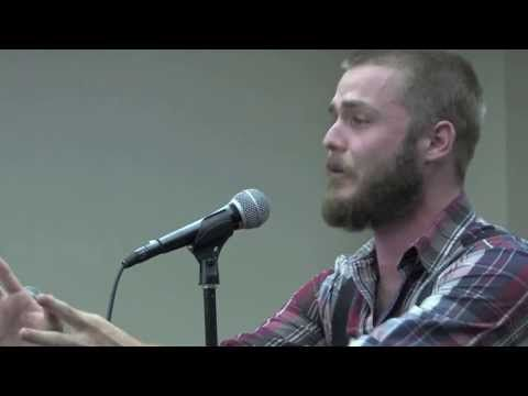 Neil Hilborn - OCD Poem Recitation...his intensity makes me very emotional. I love it! The way he expresses his feelings about the girl...beautiful!