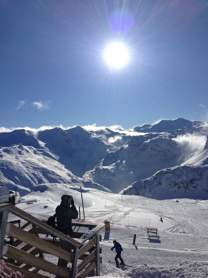 Val D'Isere, I want to go back!