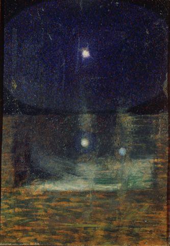 GIACOMO BALLA La costellazione di Orione, 1910