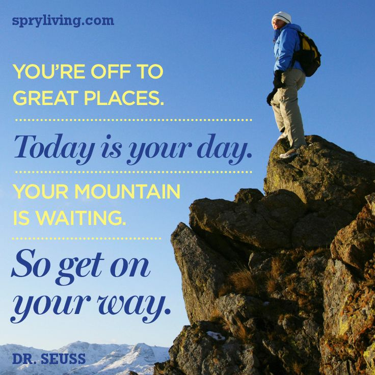 Dr Seuss Mountain Quote: 29 Best Images About Seuss On Pinterest