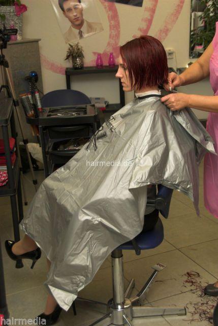 Artikel im hairmedia Friseurtextilien Umhnge Schrzen