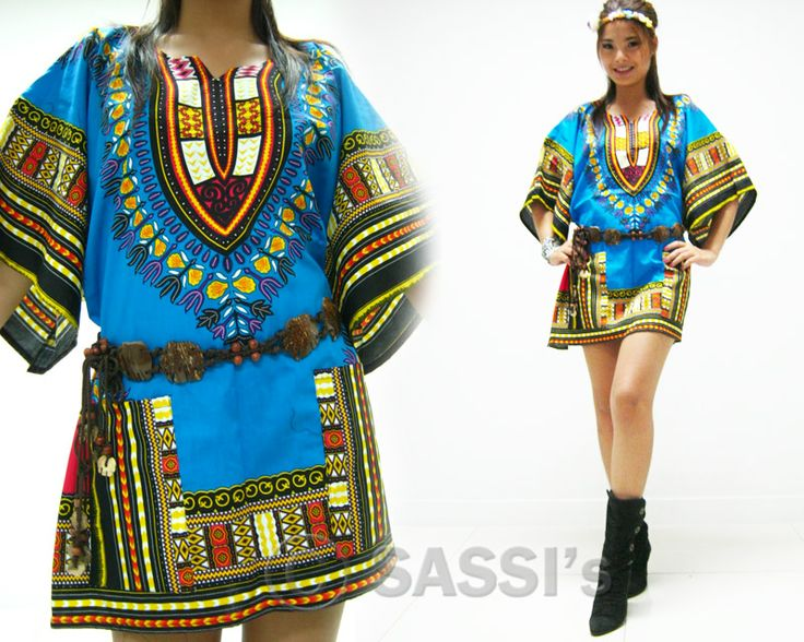 Cute Native/Tribal dress available on eBay.