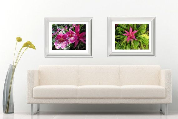 TWO Fine Art Photos Home Decor Wall Hanging by NinasStudio on Etsy