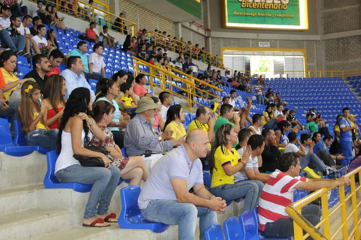 El pueblo bumangués estuvo presente en la clasificación del equipo.