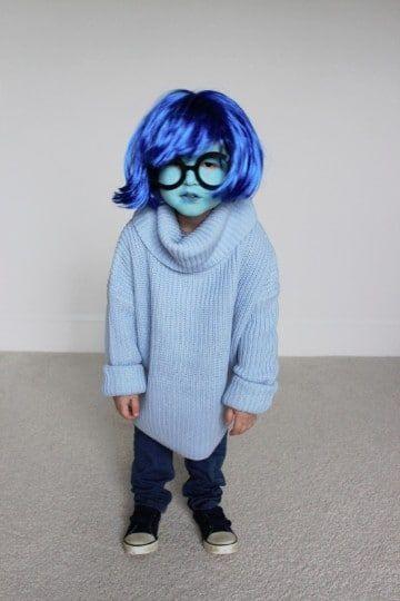 disfraces de halloween para niñas caseros                                                                                                                                                                                 Más
