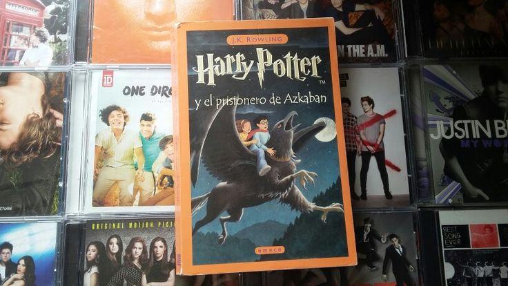 Harry Potter y el prisionero de Azkaban (J.K Rowling):