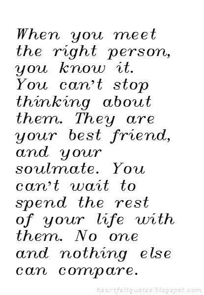 25+ best Soulmate love quotes ideas on Pinterest