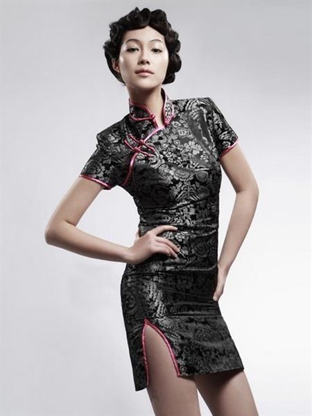 Платье в китайском стиле купить киев