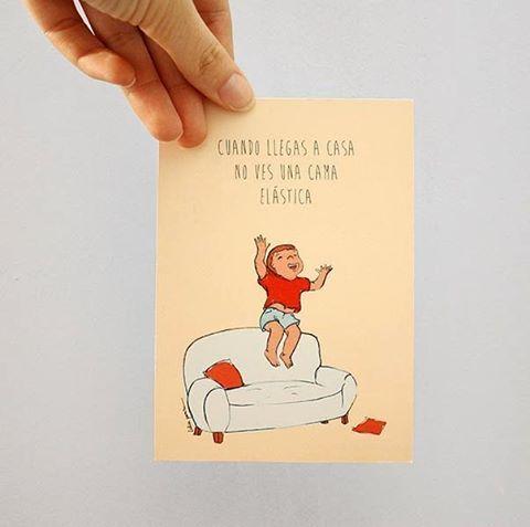 Lidia Peris Cama elástica, niño Print Jump boy children