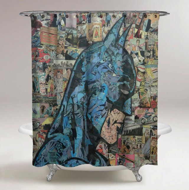 "New Batman Dark Knight Vintage Comic Logo Custom Shower Curtain 60""x72"" Print On #Unbranded #fashion #Style #custom #print #pattern #modern #showercurtain #bathroom #polyester #cheap #new #hot #rare #best #bestdesign #luxury #elegant #awesome #bath #newtrending #trending #bestselling #sell #gift #accessories #fashion #style #women #men #kid #girl #birthgift #gift #custom #love #amazing #boy #beautiful #gallery #couple #bestquality #batman #cartoon #vintage #comic #movie #kid"