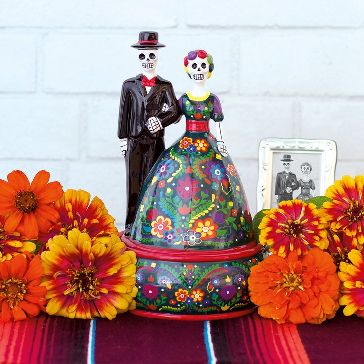 steeped in traditional mexican folklore calaca is a welcome addition to your holiday decor collection