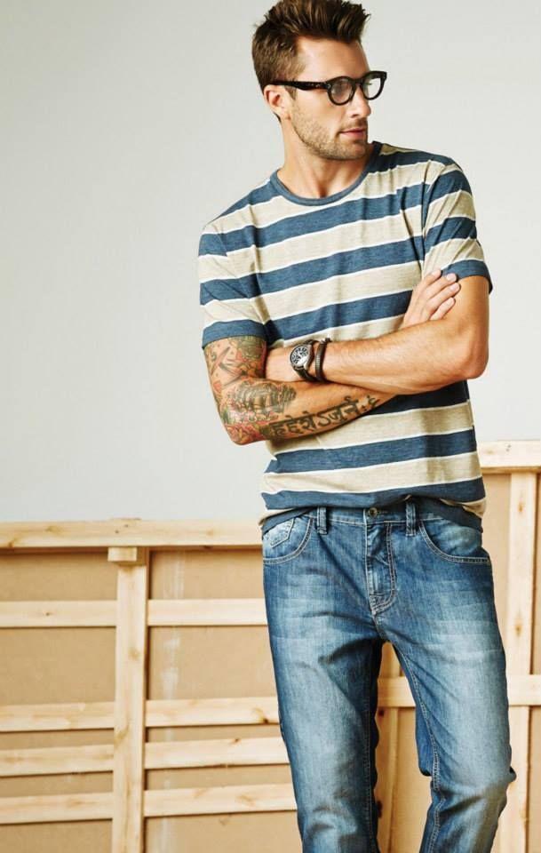 アメリカ西海岸メンズから伝授。クールな海の男タイプのサーフ系のコーデ。海の男のスタイル・ファッションのアイデア。