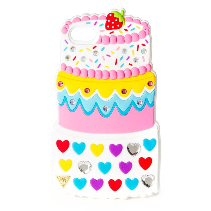 Katy Perry Birthday Cake Cover for iPhone 5, 5s and 5c