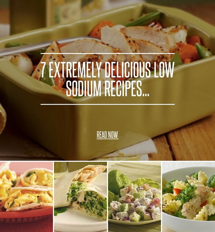 7 Extremely Delicious Low Sodium Recipes... - Diet [ more at http://diet.allwomenstalk.com ] There are many diets out there that tell you to eat this and not that and then the next day you can eat that but not this! It can all be a little confusing, but what's most important is to stay healthy, exercise, and eat things that are good for your heart and body. <strong>Low sodium recipes</strong> are great for those with high blood pressure or f... #Diet #Healthy #Chops #Breast #Skillet…