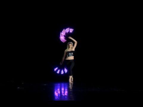 RGB LED Fans - Lighttoys Pyroterra
