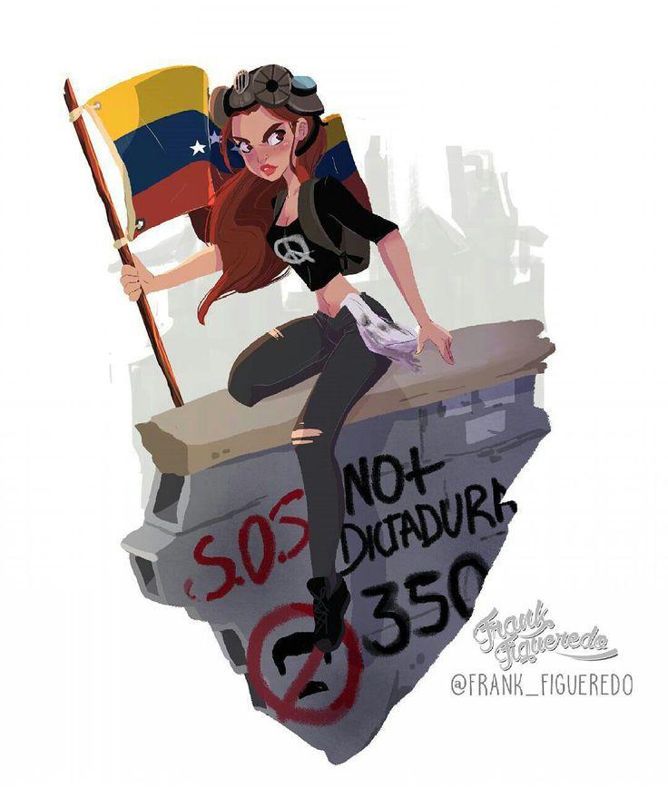 Venezuela, te amo, crecí pisando tus tierras y no descansaré hasta darte la libertad que una vez te fue arrebatada #venezuela #nomasdictadura #sosvenezuela #madurorenunciaya