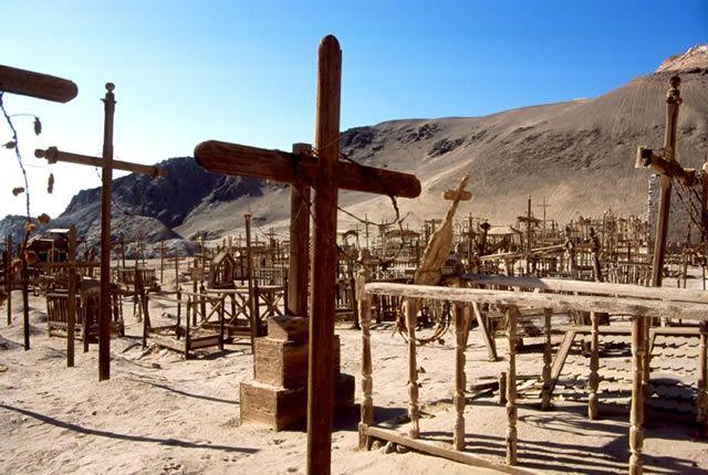 cementerio pisagua