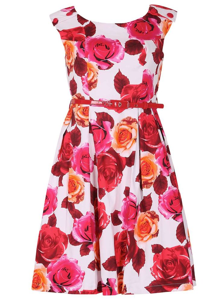 Womens *Izabel London Pink Sleeveless Dress- Pink