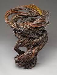 Image result for textile art of tornado