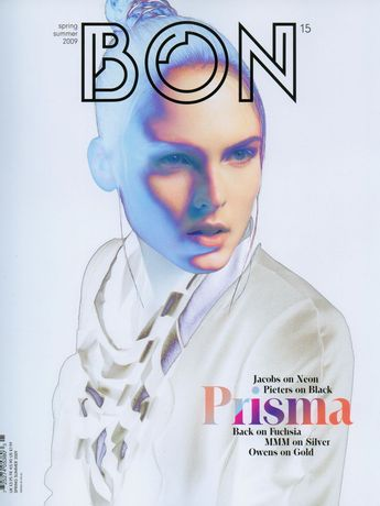 Bon Masthead is really cool
