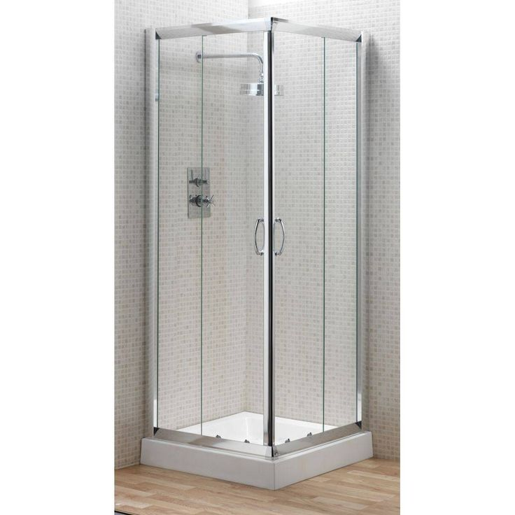 corner shower small bathroom | Small Corner Shower - showers Picture ...