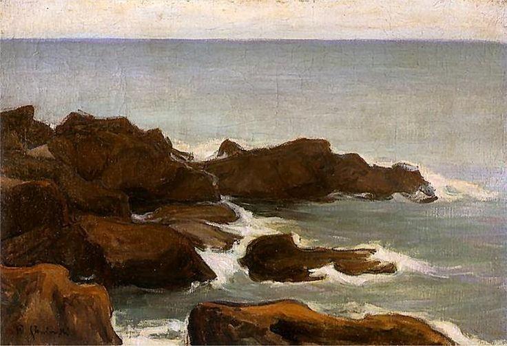 Władysław Ślewiński: Morze 1916