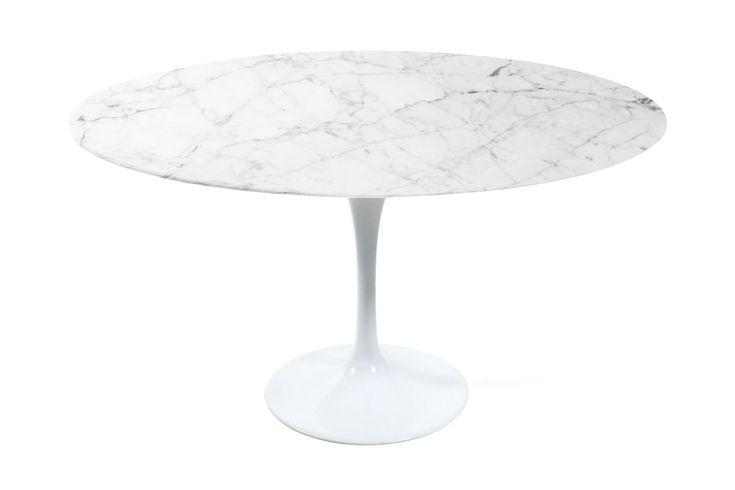 Tulip Table - Marble | Eero Saarinen | Reproduction