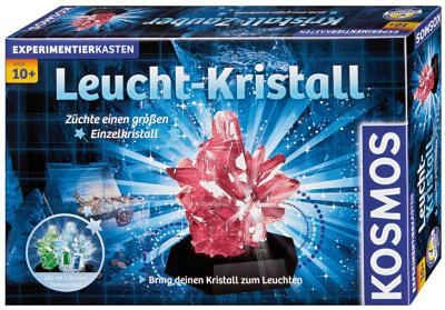Kosmos Experimentierkasten Leucht-Kristall