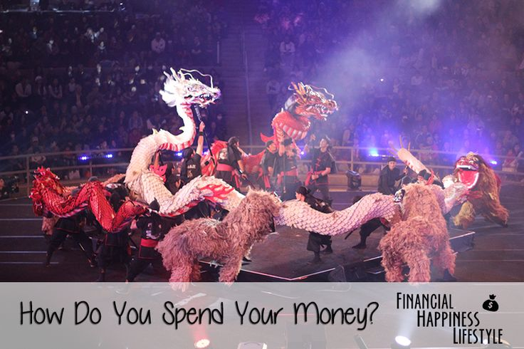 How Do You Spend Your Money? #finance #happiness #money