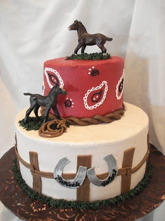 Image detail for -patrick and jolene s horse cake