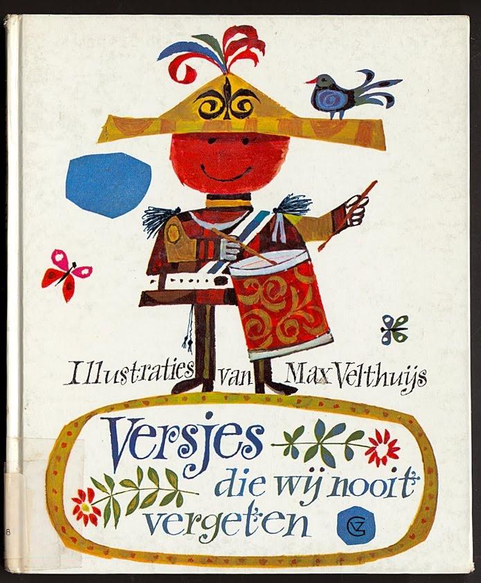 Versjes die wij nooit vergeten, Max Velthuijs. IK heb het boekje nog steeds!