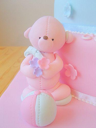 Pink teddy by deborah hwang, via Flickr