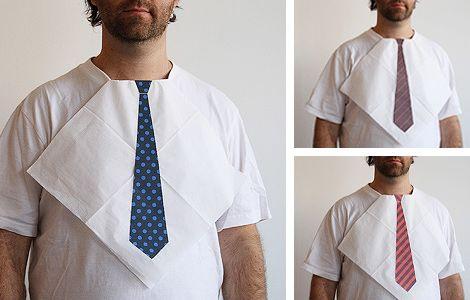 Dress For Dinner Napkins $6.99  - MyWonderList.blogspot.com