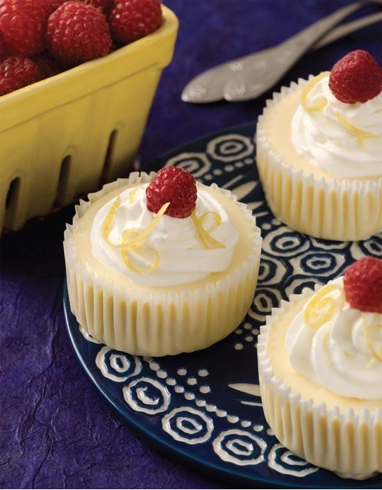 temptations by Tara RaspberryNilla Cheesecake Cupcakes
