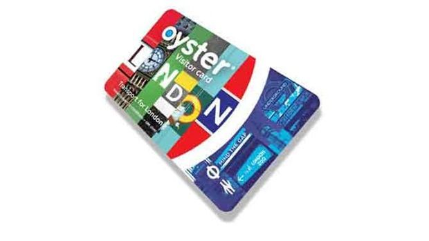 Visitor Oyster Card a prepaid card that you load up for easiest transport around London
